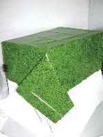 Mantel plástico Estampado Césped - 1,2m x 1,8m