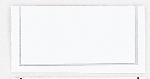 Marcasitios Classic Silver Placecards 8.9cm