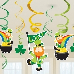 DECOR. COLG. ST. PATRICK´S DAY