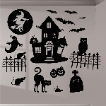 Family Friendly Wall Art Decorating Kit