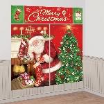 Decor.Pared Magical Christmas Wall Kits