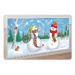 Decor.Pared Winter Friends Add
