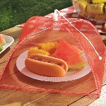 FOOD COVER 3 PACK PICNIC PRTY