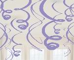 Espiral  DEC PLASTIC Nuevo Morado
