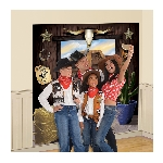 Decorado de pared Western Wall Decoration Kits