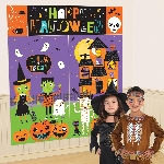 Halloween Friends Wall Decoration Kits
