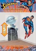 DECOR.ESCENA SUPERMAN DAILY PLANET