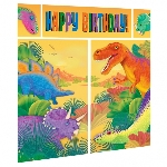 Kit Decoracion Pared Dinosaurios