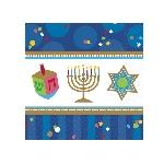 Servilletas pequeñas Hanukkah Celebrations 25cm