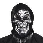 Disfraz Acc Adulto Skull 3D Plastic Mask