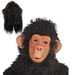 Disfraz Acc Chimp Full Head Masks