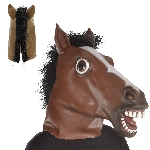Disfraz Acc Horse Full Head Masks