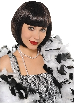Flapper Wig  **Stock