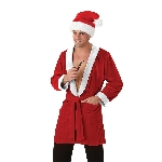 Acc. Disfraz Adulto Christmas Smoking Jacket
