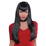 Disfraz Acc Adulto Black Deadly Beauty Wigs
