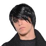 Disfraz Acc Adulto Gothic Pop Punk Wigs