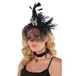 Disfraz Acc Adulto Deluxe Witch Headbands