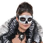 Disfraz Acc Adulto Venetian Skull Masks