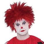 Disfraz Acc Adulto Evil Clown Wigs
