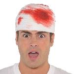Bloody Head Wrap