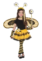 Bumble Bee Fairy Tutu