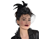 Disfraz Acc Adulto Gothic Fascinators