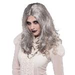 Disfraz Acc Adulto Zombie Woman Wig