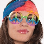 Peace Gafas