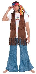 Long Hippie Vest