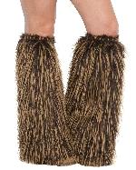 LEG WARMERS FURRY