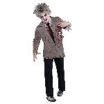 Disfraz Acc Adulto Standard Zombie Shirts