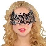 Negro Filigree 001 Mascara