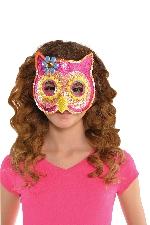 Owl sequin