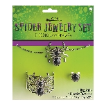 Disfraz Acc Adulto Spider Jewellery