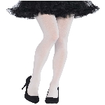 Disfraz Acc White Tights - Plus Talla