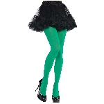 TIGHTS GREEN One Size