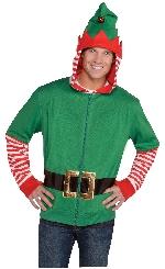 Acc. Disfraz Adulto Elf Chaqueta
