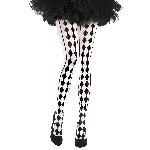 Harlequin tights