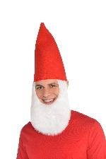 Gnome Gorro con Beard