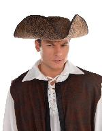 Brown Ahoy Matey Gorro