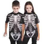 Disfraz Acc Black & Bone T-Shirts 8-10 Años
