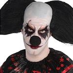 Disfraz Acc Halloween Circus Black Adult Clown Nose
