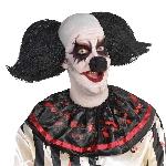 Disfraz Acc Halloween Circus Freakshow Clown Wigs - Talla Adulto