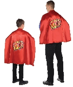 Super Hero Cape - Adult/Kids