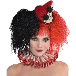 Disfraz Acc Halloween Circus Clown Adult Collar