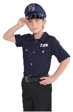 police shirt child