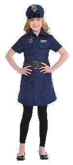 police dress child