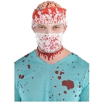 Disfraz Acc Bloody Surgeon Masks