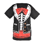 Disfraz Day of the Dead Printed T-Shirts - Niño Talla