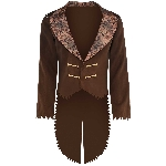 Disfraz Acc Witch Doctor Jackets - Talla Standard